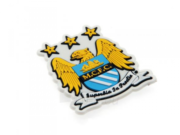 Manchester City F.C. šaldytuvo magnetas Paveikslėlis 1 iš 2 251009000726