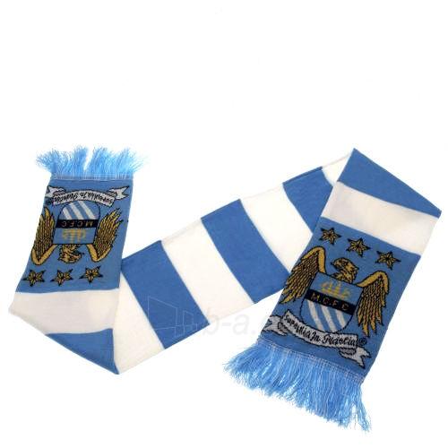 Manchester City F.C. šalikas Paveikslėlis 1 iš 3 251009000728
