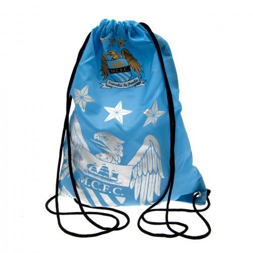 Manchester City F.C. sportinis maišelis (Mėlynas) Paveikslėlis 1 iš 3 251009000737