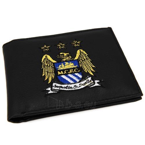 Manchester City F.C. vyriška piniginė Paveikslėlis 1 iš 4 251009000747