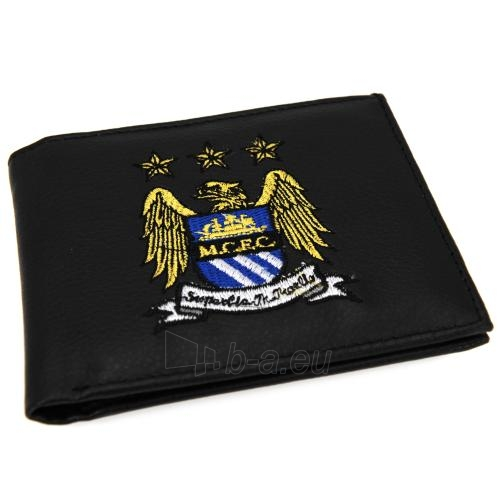 Manchester City F.C. vyriška piniginė Paveikslėlis 3 iš 4 251009000747
