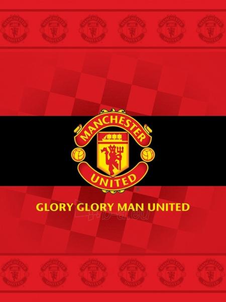 Manchester United F.C. antklodė (Raudona) Paveikslėlis 1 iš 2 251009001479