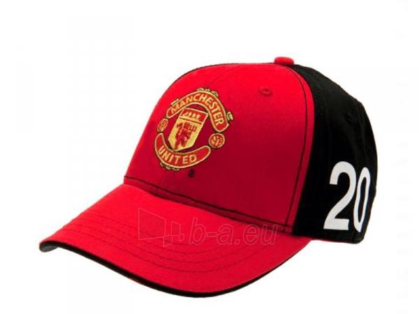 Manchester United F.C. kepurėlė su snapeliu (Van Persie) Paveikslėlis 1 iš 5 251009000792