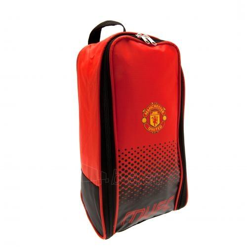 Manchester United F.C. krepšys batams (Raudonas) Paveikslėlis 2 iš 4 310820060820