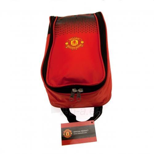 Manchester United F.C. krepšys batams (Raudonas) Paveikslėlis 4 iš 4 310820060820
