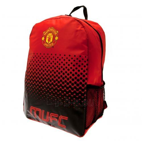 Manchester United F.C. kuprinė (Raudona/Juoda) Paveikslėlis 1 iš 4 310820060718