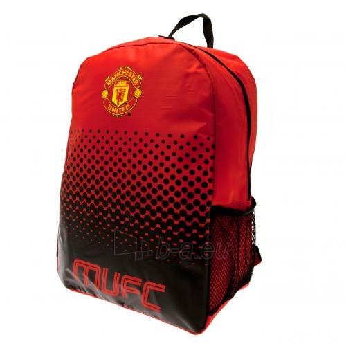 Manchester United F.C. kuprinė (Raudona/Juoda) Paveikslėlis 2 iš 4 310820060718