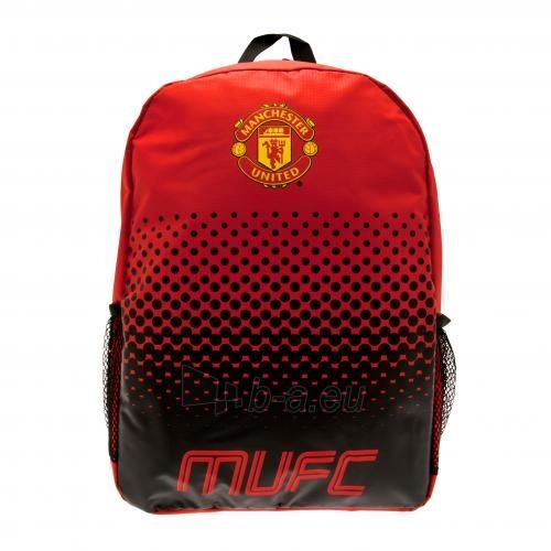 Manchester United F.C. kuprinė (Raudona/Juoda) Paveikslėlis 3 iš 4 310820060718