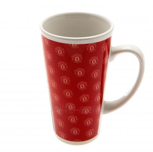 Manchester United F.C. Latte kavos puodelis (1878) Paveikslėlis 4 iš 5 310820060853