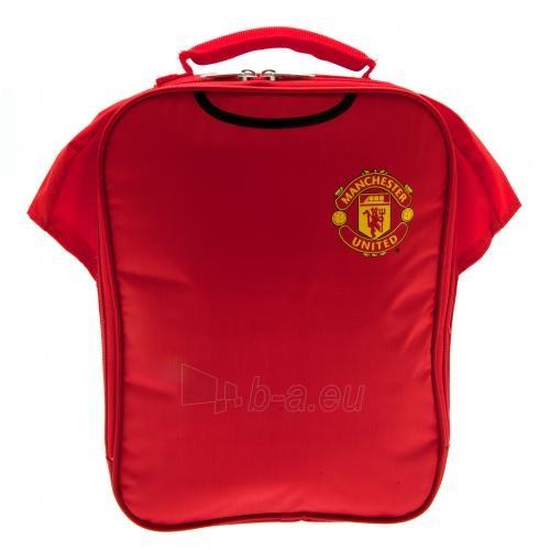 Manchester United F.C. marškinėlių formos pietų krepšys Paveikslėlis 1 iš 4 251009001089