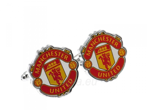 Manchester United F.C. marškinių sąsagos Paveikslėlis 1 iš 3 251009001145