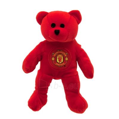 Manchester United F.C. pliušinis meškiukas Paveikslėlis 1 iš 2 251009000819
