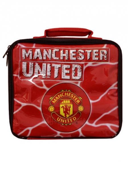 Manchester United F.C. priešpiečių krepšys (Žaibas) Paveikslėlis 1 iš 2 251009001588