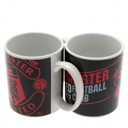 Manchester United F.C. puodelis (1878) Paveikslėlis 1 iš 6 251009000834
