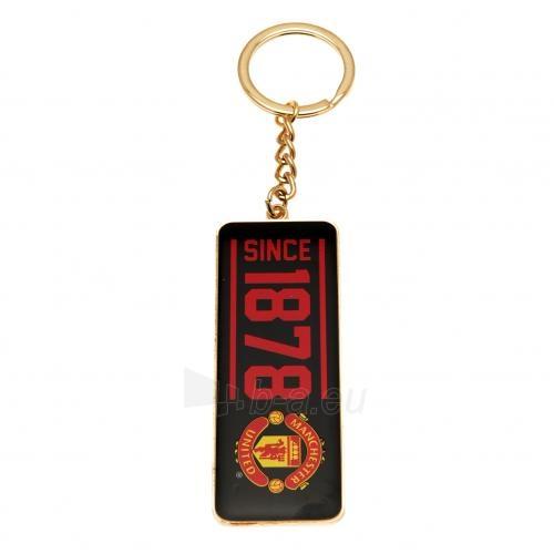 Manchester United F.C. raktų pakabukas (Nuo 1878) Paveikslėlis 1 iš 4 251009001315
