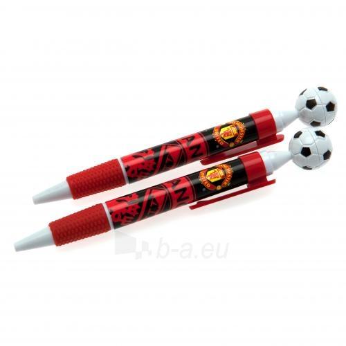 Manchester United F.C. rašiklių rinkinys Paveikslėlis 1 iš 3 251009001607