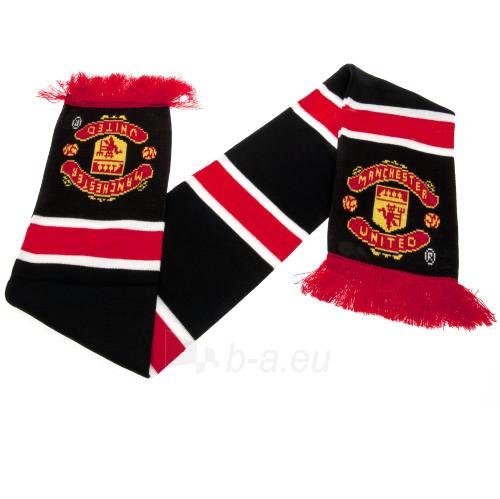 Manchester United F.C. šalikas (Dryžuotas) Paveikslėlis 1 iš 3 251009000854