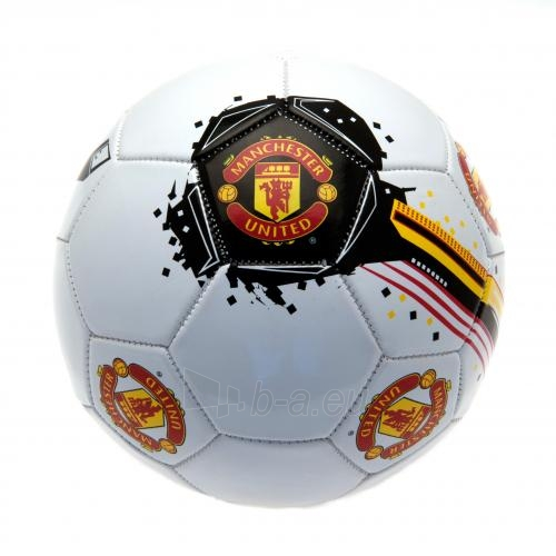 Manchester United F.C. treniruočių mini kamuolys Paveikslėlis 1 iš 4 251009000872