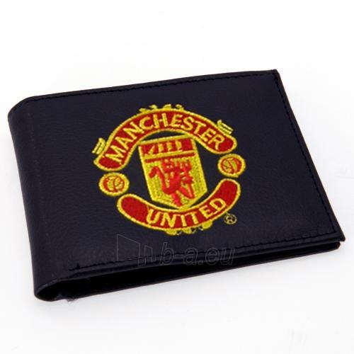 Manchester United F.C. vyriška piniginė Paveikslėlis 1 iš 4 251009000878