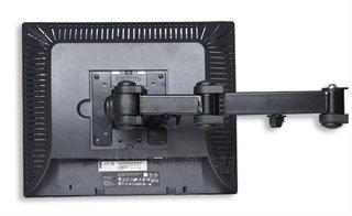 Manhattan LCD Monitoriaus laikiklis  stalas dvigubai sujungtas Paveikslėlis 3 iš 5 250251300062