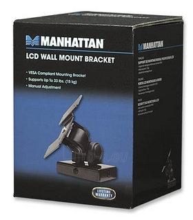 Manhattan LCD monitoriaus laikiklis sieninis Paveikslėlis 6 iš 6 250251300063