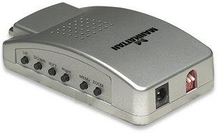 Manhattan PC į TV konverteris Paveikslėlis 3 iš 3 250255081484