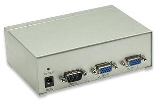 Manhattan splitter video VGA 1/2 Paveikslėlis 1 iš 5 250257501400