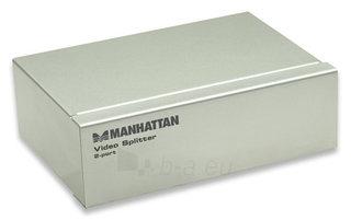 Manhattan splitter video VGA 1/2 Paveikslėlis 2 iš 5 250257501400