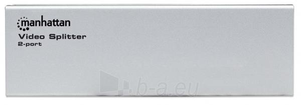 Manhattan splitter video VGA 1/2 Paveikslėlis 4 iš 5 250257501400
