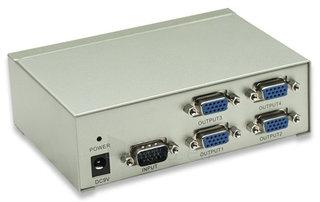 MANHATTAN splitter video VGA 1/4 Paveikslėlis 1 iš 3 250257501402