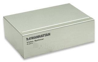 MANHATTAN splitter video VGA 1/4 Paveikslėlis 2 iš 3 250257501402