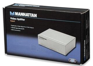 MANHATTAN splitter video VGA 1/4 Paveikslėlis 3 iš 3 250257501402