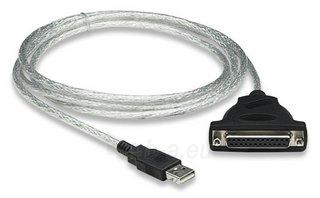 Manhattan USB konverteris į lygiagretų portą LPT DB25 Paveikslėlis 1 iš 2 250255081467