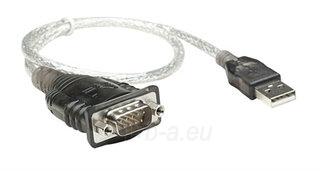 Manhattan USB konverteris nuosekliajam prievadui RS232 DB9M Paveikslėlis 1 iš 4 250255081468