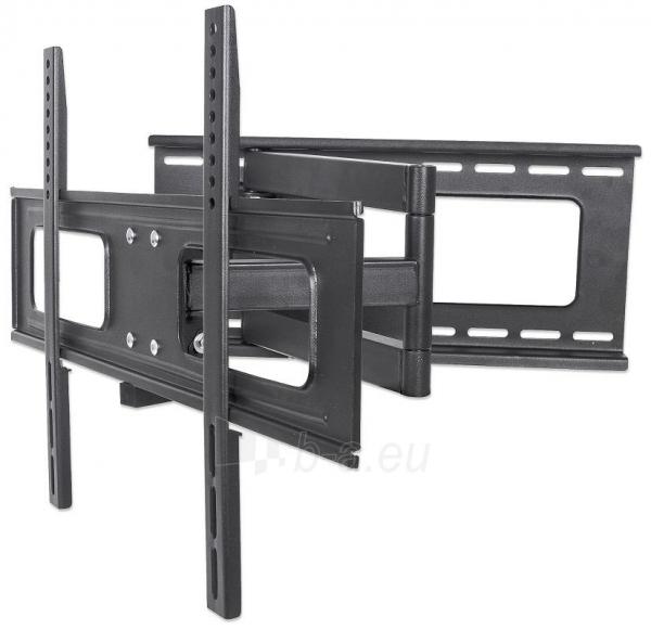 Manhattan Wall mount for TV LED/LCD/PLASMA, 37-70, 40kg, adjustable, VESA Paveikslėlis 1 iš 1 250251300059