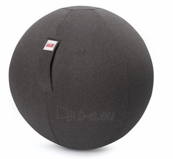 Mankštos kamuolio užvalkalas SISSEL®, pilkas Paveikslėlis 1 iš 1 310820206358