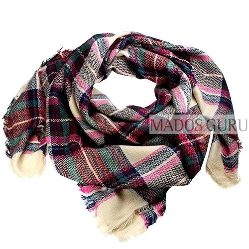 Margaraštė scarf MSL1361 Paveikslėlis 1 iš 2 30063101239