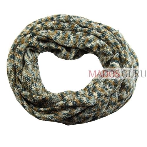 Motley scarf MSL391 Paveikslėlis 1 iš 1 30063100261