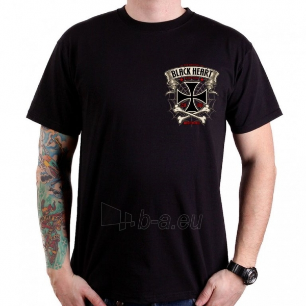 Marškinėliai BLACK HEART Crusty Demons Paveikslėlis 2 iš 2 310820218078