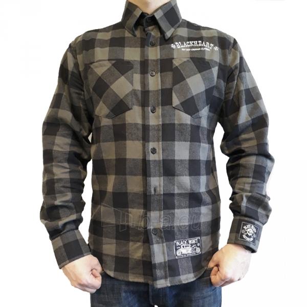 Marškinėliai BLACK HEART Duke Paveikslėlis 1 iš 4 310820218057