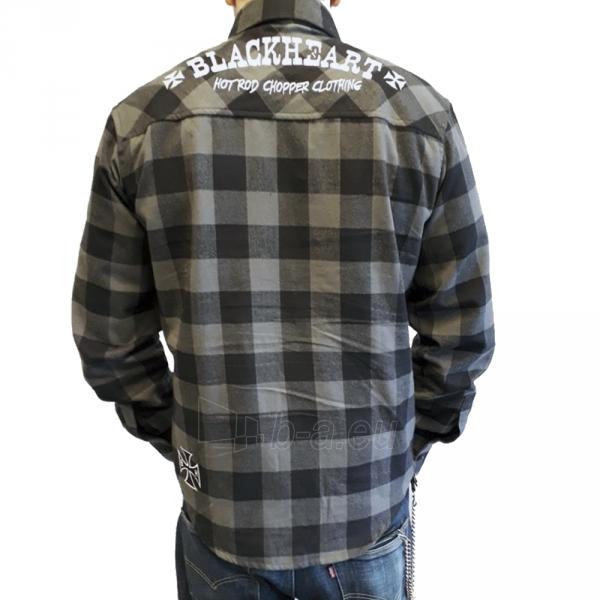 Marškinėliai BLACK HEART Duke Paveikslėlis 4 iš 4 310820218057