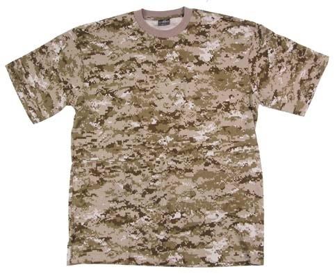 Marškinėliai Digital desert Paveikslėlis 1 iš 1 251510500055