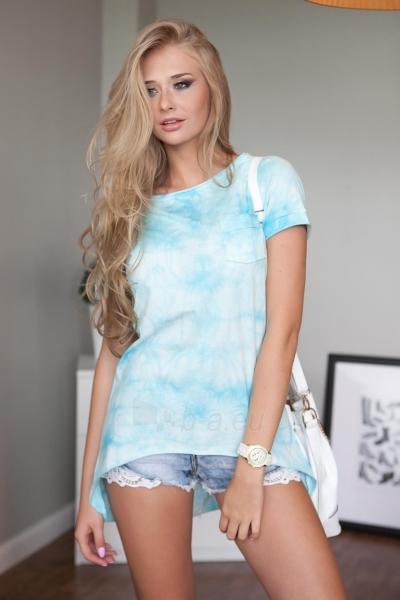 Marškinėliai Felicia (mėlynos spalvos) Paveikslėlis 1 iš 3 310820045898