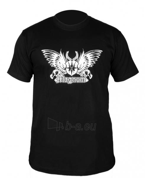 Marškinėliai Magnum, black Paveikslėlis 1 iš 1 251510500069