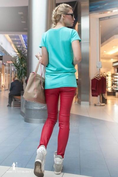 Marškinėliai Rabia (mėtinės spalvos) Paveikslėlis 1 iš 3 310820032974