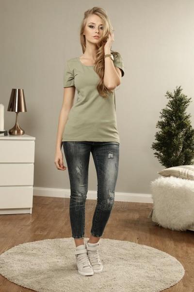 Marškinėliai Rane (chaki spalvos) Paveikslėlis 1 iš 4 310820032960