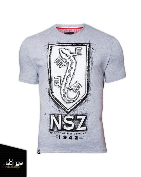 Marškinėliai Surge Polonia NSZ Paveikslėlis 1 iš 1 251510500128