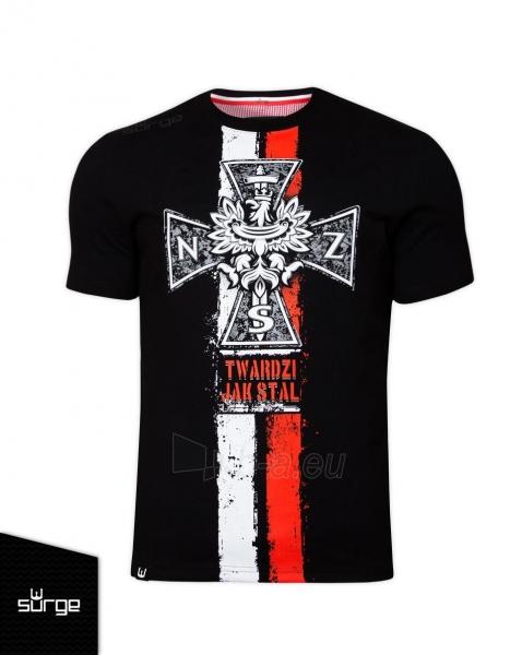 Marškinėliai T-shirt NSZ Paveikslėlis 1 iš 1 251510500127