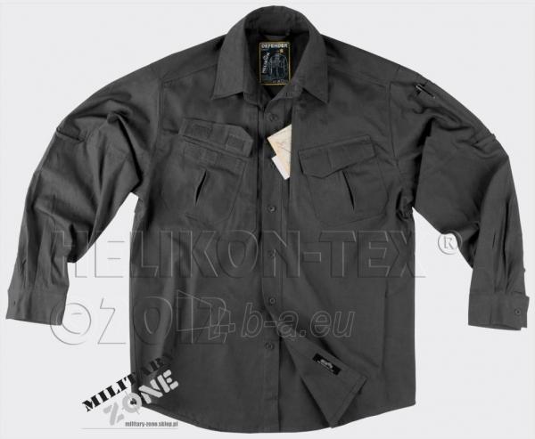 Marškiniai DEFENDER Black 170g KO-DEF-CO-01 Paveikslėlis 1 iš 1 251510500051