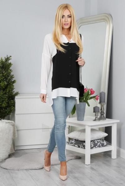 Marškiniai Egrano (baltos spalvos) Paveikslėlis 1 iš 5 310820035317